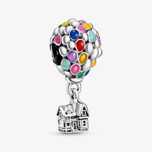 Pandora Disney Up House & Balloons Charm